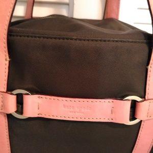 kate spade Bags - Kate Spade Vinyl and Leather Handbag